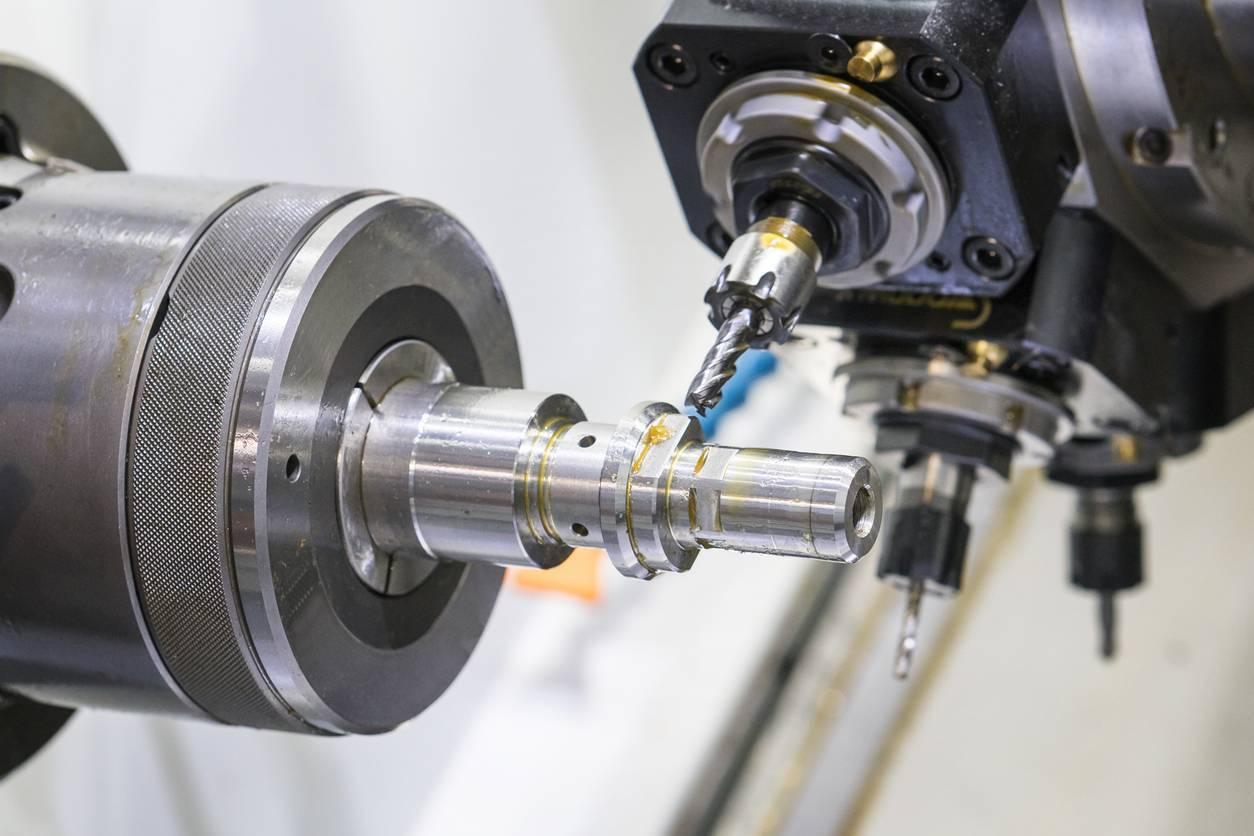 Transformation des métaux les étapes chaîne valeur